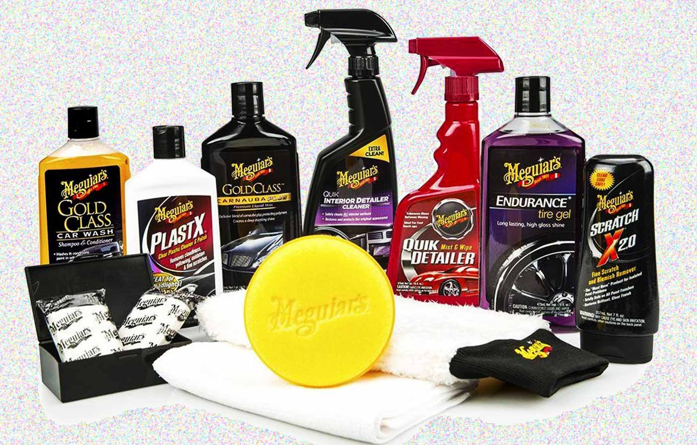 Car Shampoo Near Me >> 10 Best Car Detailing Products Of 2019 That You Need Best Products