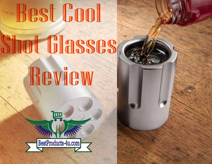 Amazon 10 Best Cool Shot Glasses Review 2019