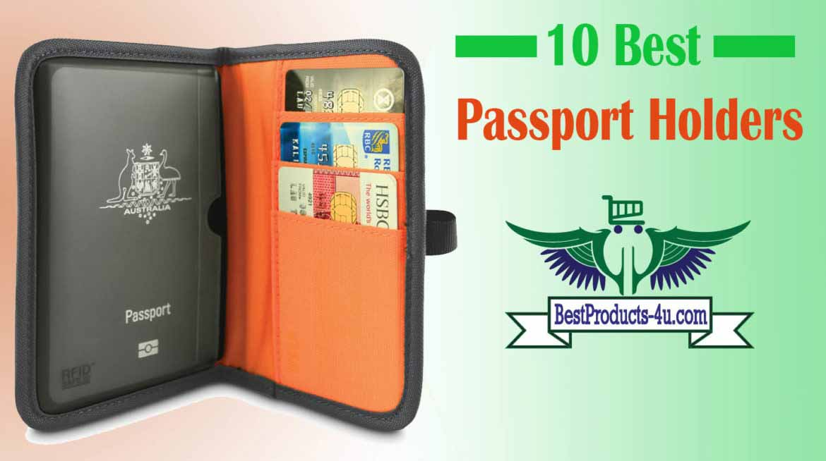 2c81fa672735 10 Best Passport Holders of 2019 | Best Products For You