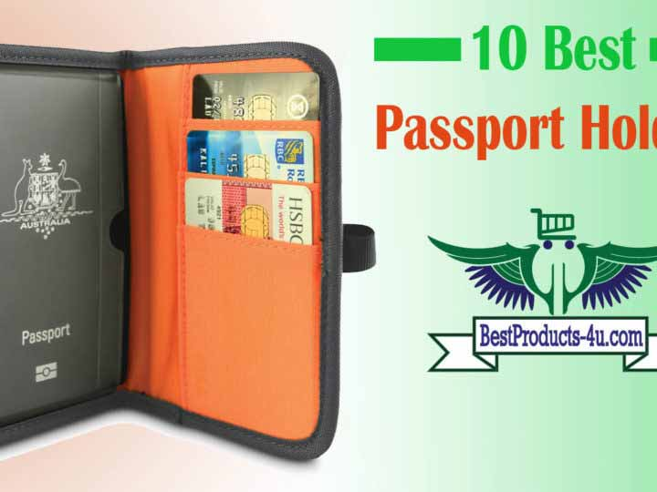 10 Best Passport Holders of 2020