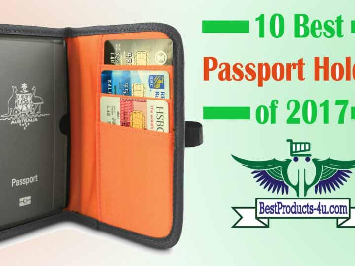10 Best Passport Holders of 2018