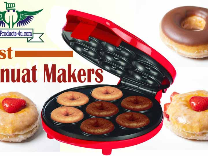 [Review & Buying Guide]10 Best Donut Makers Of 2019