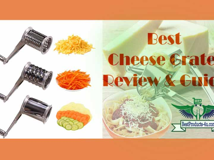 Top 10 Best Cheese Grater of 2021