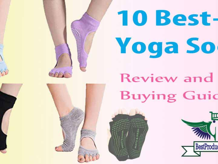 10 Best Yoga Socks of 2019