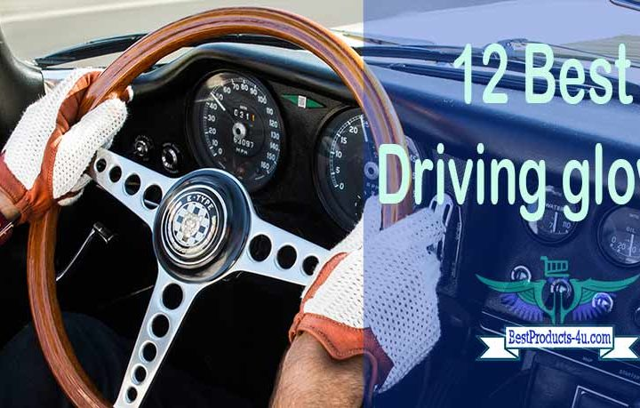 Top 12 Best Driving Gloves Review of 2019 | Winter Driving Gloves