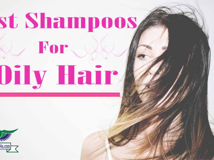 Ten Best Shampoos for Oily Hair