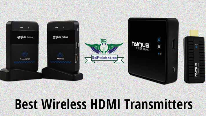 [Recommended] 11 Best Wireless HDMI Transmitter And Receiver Review of 2019