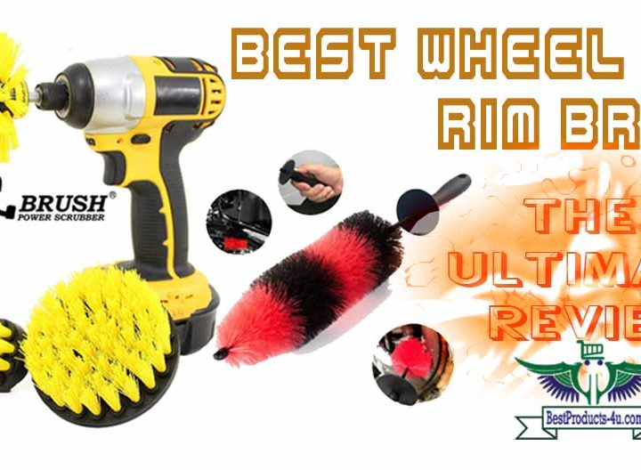 5 Best Wheel And Rim Brushes For Your Car of 2019