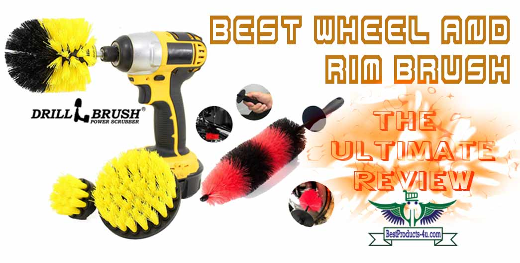 Adams Wheel Brush Kit Specially Designed Brushes for Every Part of Your Wheels /& Tires Tires Every Brush You Need to Detail Your Cars Wheels Barrels and More Ultimate Wheel Brush Kit