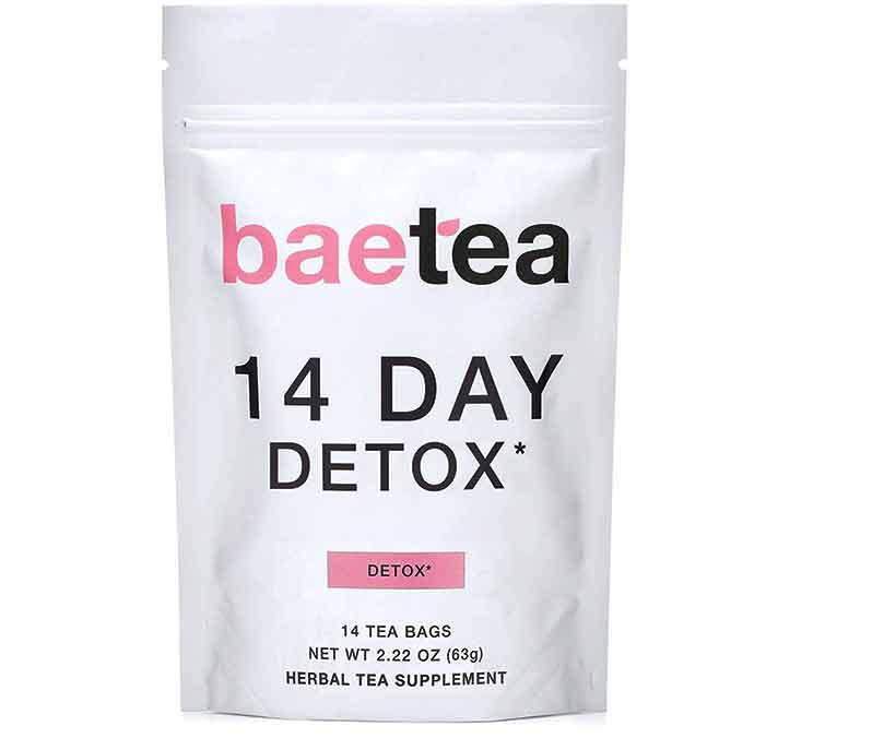 Top 10 Best Detox Teas Of 2019 For Weight Loss Results