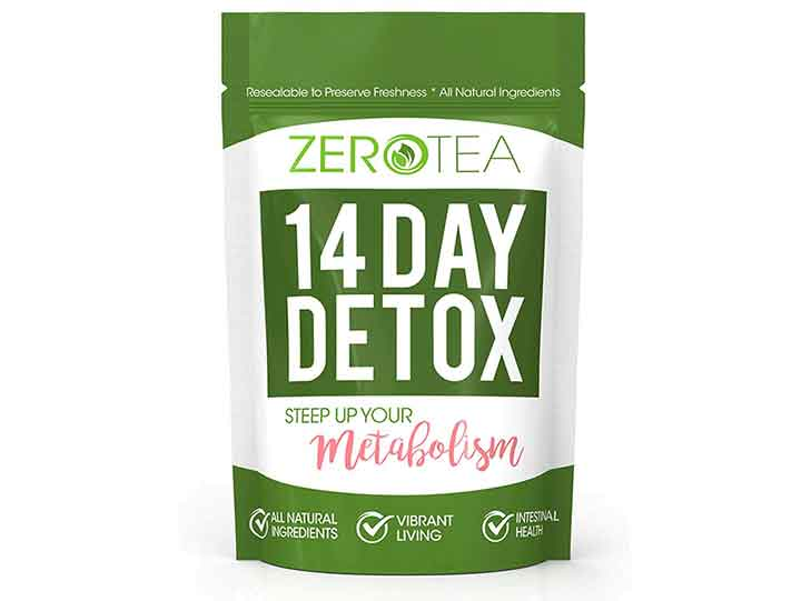 Top 10 Best Detox Teas of 2019 for Weight Loss – Results in 30 Days
