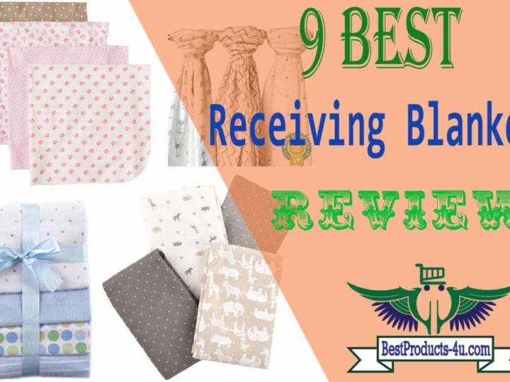 [Recommanded] Top 9 Best Receiving Blankets of 2019