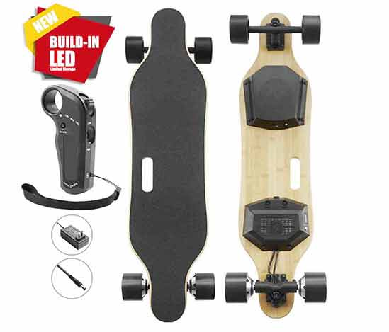 Top 10 Best Electric Skateboard & 7 Cheap Electric
