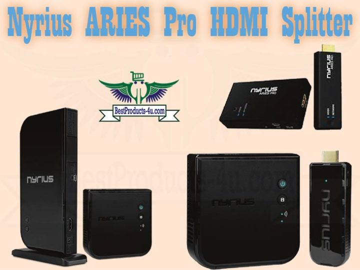 A Brief Review of Nyrius Aries Pro Wireless HDMI Transmitter and Receiver