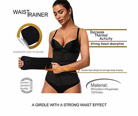 428c03ee9ca Top 20 Best Waist Trainer for Weight Loss – Review