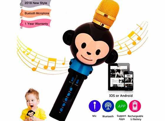 16 UVUXZLW-Microphone-for-Kids-Karaoke-Microphone-Bluetooth