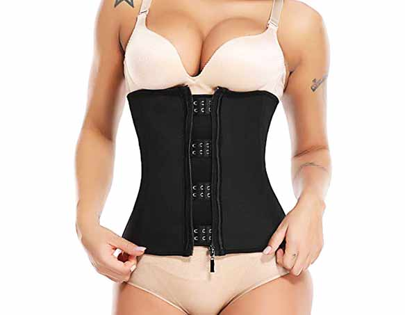7c9526d6d1 Top 20 Best Waist Trainer for Weight Loss – Review