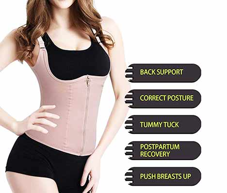 ea310aaae6 Top 20 Best Waist Trainer for Weight Loss – Review