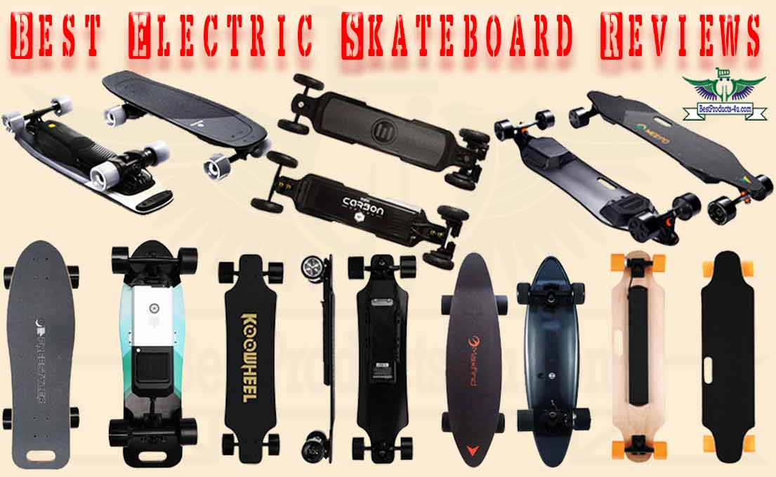 Top 10 Best Electric Skateboard Amp 7 Cheap Electric