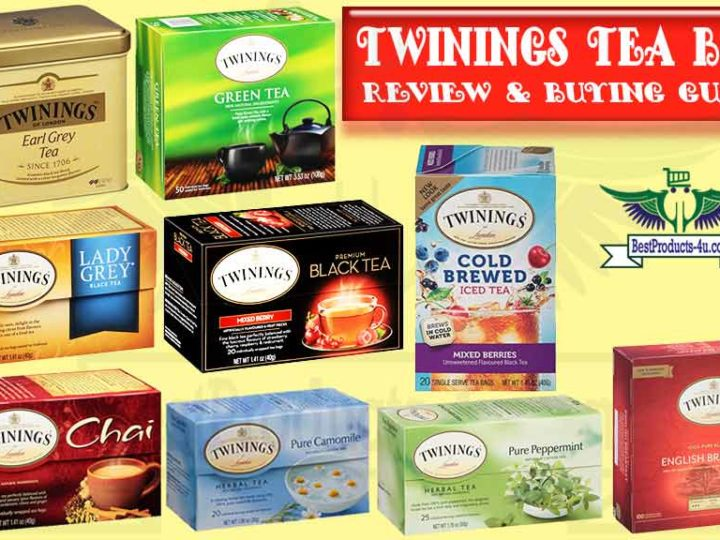 Twinings Tea Box of 2021 – Flavours & Review