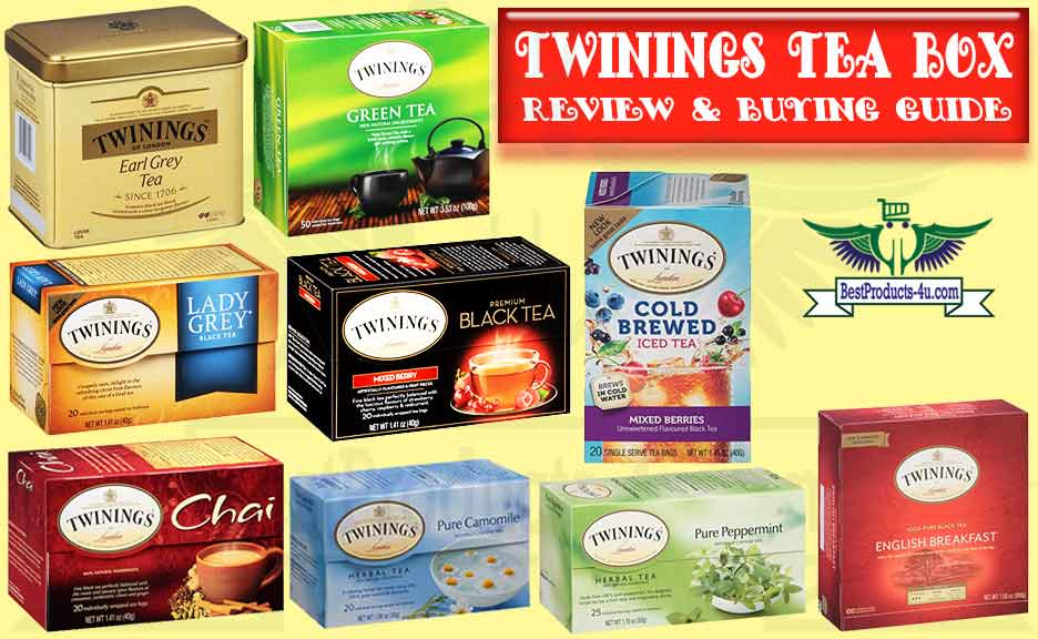 Twinings Tea Box of 2019 – Flavours & Review | Best Products