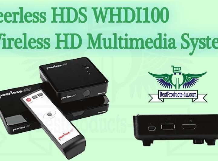 Best Peerless Wireless HDMI Media Kit – Peerless HDS WHDI100 Review of 2019