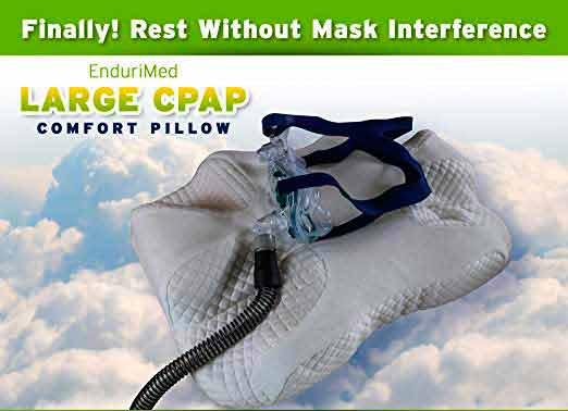 15 Best Sleep Apnea Pillow Reviews, FAQs & Buying Guide of