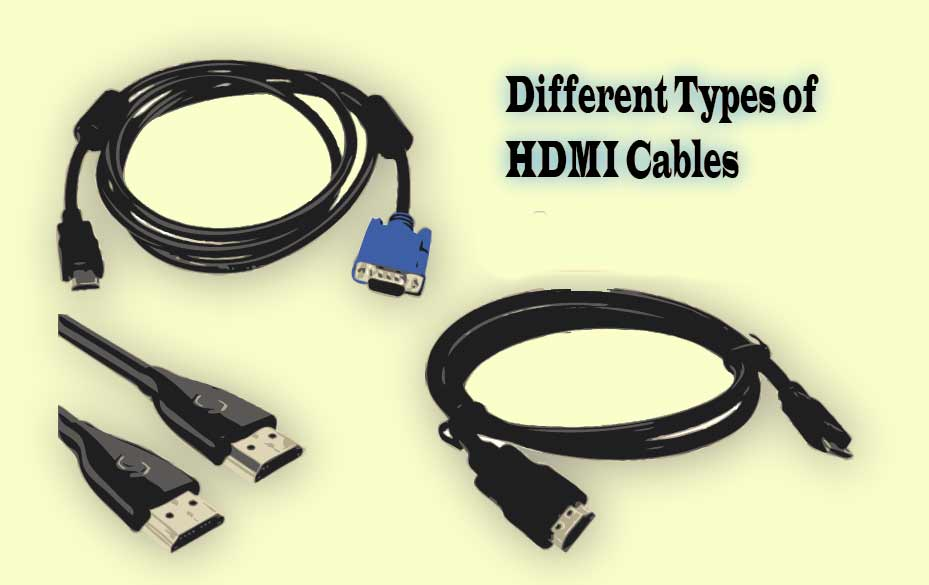 A Complete Guide to the Different Types of HDMI Cables | Best
