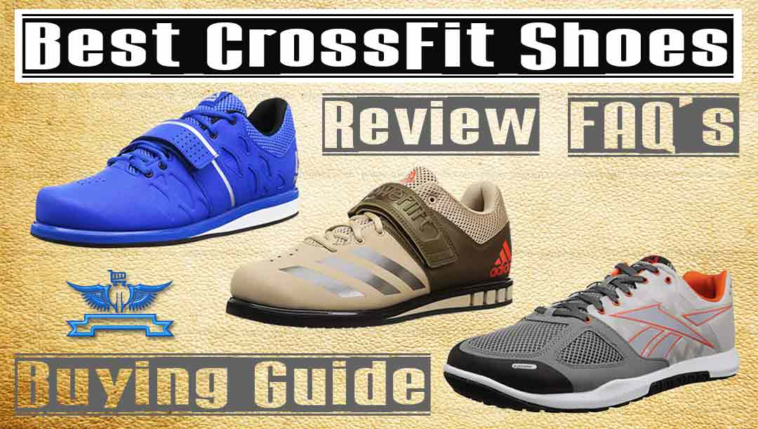 best shoes for crossfit 2019