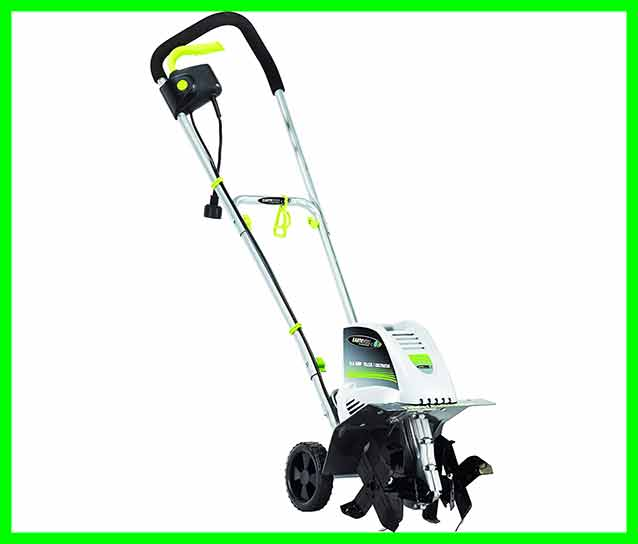 Tilling Backyard: 4 Best Earthwise Electric Tillers