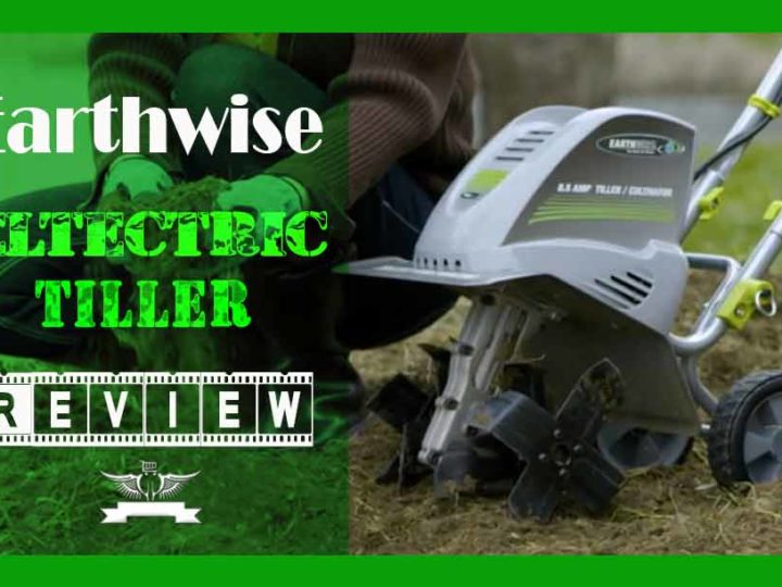 4 Best Earthwise Electric Tillers | Best Garden Tiller Review of 2021