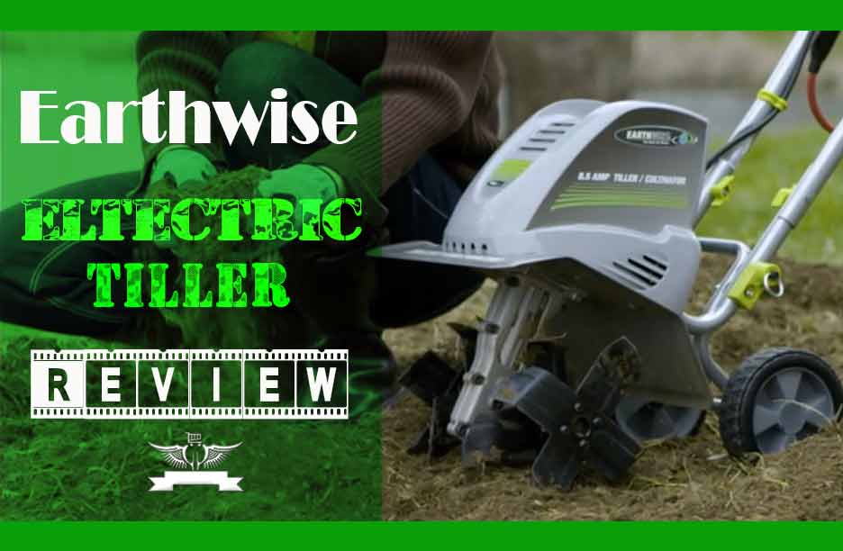 4 Best Earthwise Electric Tillers Best Garden Tiller Review Of 2020