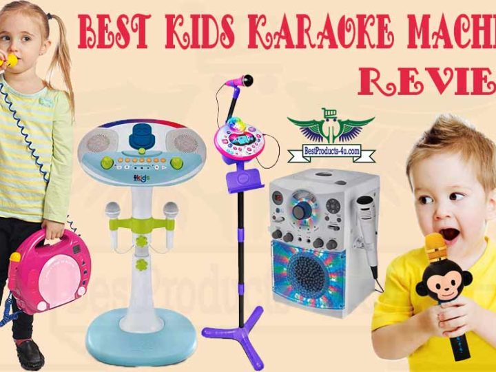 Top 20 Kid's Karaoke Machine Reviews, FAQs & Buying Guide of 2021