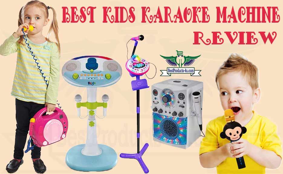 Top 20 Kid's Karaoke Machine Reviews, FAQs & Buying Guide of