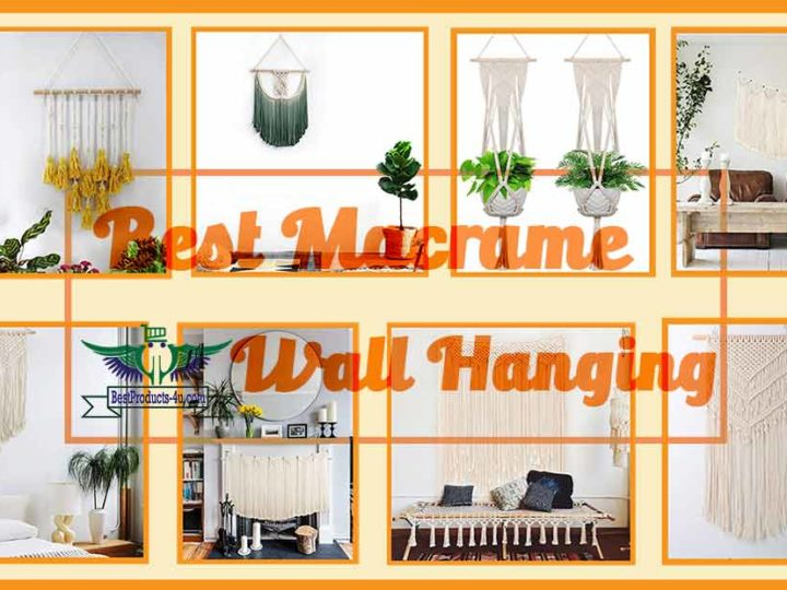 15 Best Macrame Wall Hanging Review | FAQ's | Buying Guide of 2020