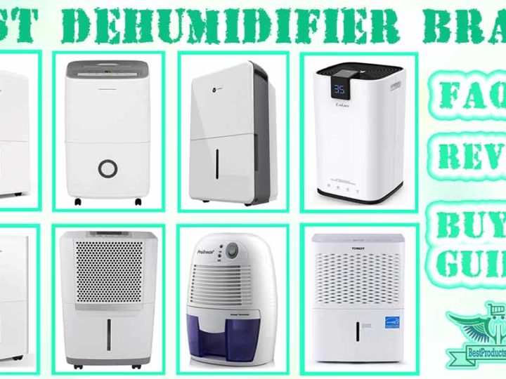 Top 20 Best Dehumidifier Reviews | FAQ's | Buying Guide of 2019