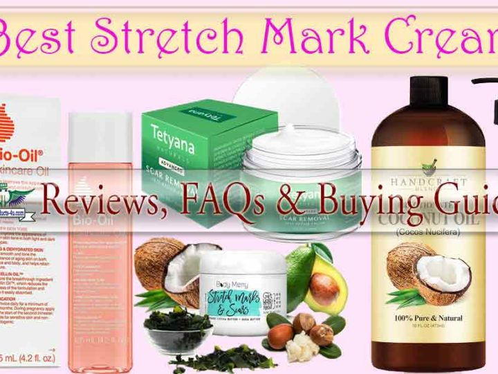 18 Best Stretch Mark Creams for Men & Women | Anti Aging | After Surgery | Pregnancy | Acne | Scar Removal, Review of 2020