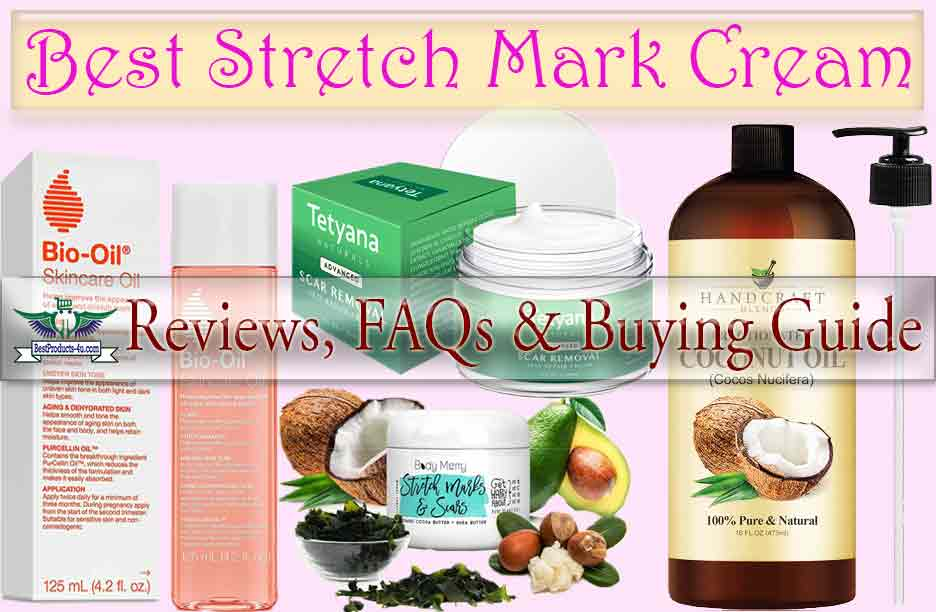 18 Best Stretch Mark Creams Review Of 2020 For Men Women