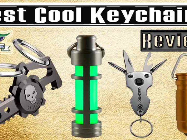 Top 10 Best Cool Keychains Review In 2020