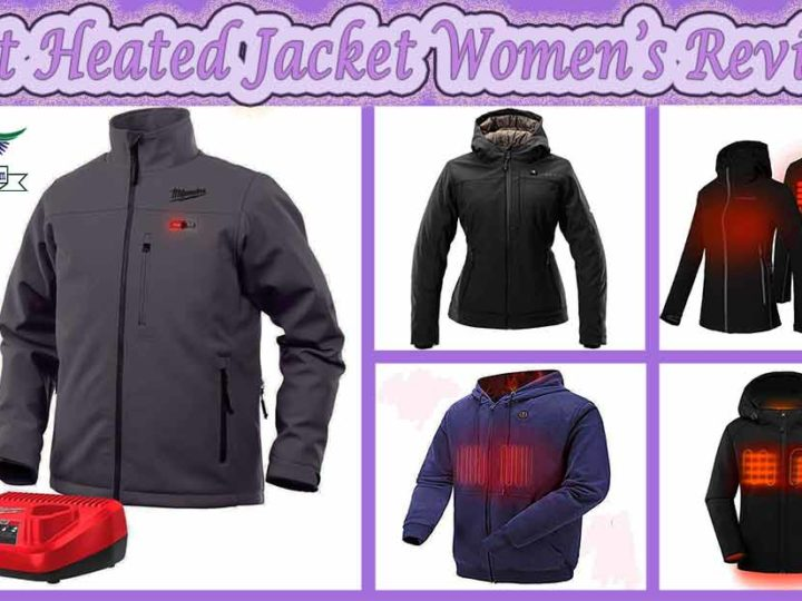 15 Best Heated Jacket Women's Reviews and Buying Guide of 2020