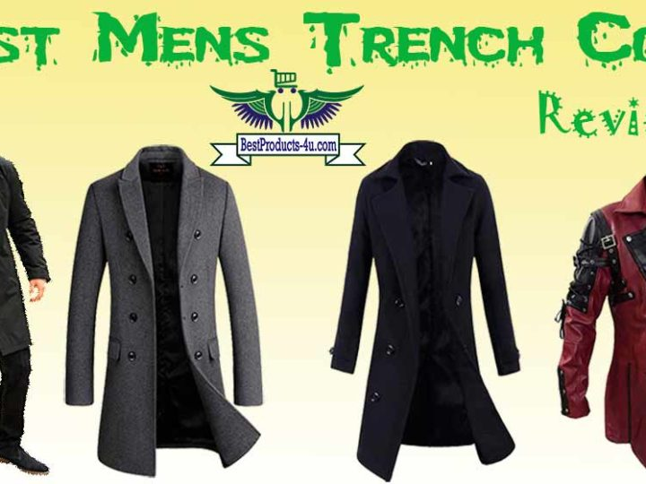 20 Best Mens Trench Coat Reviews | FAQ's | Buying Guide of 2020
