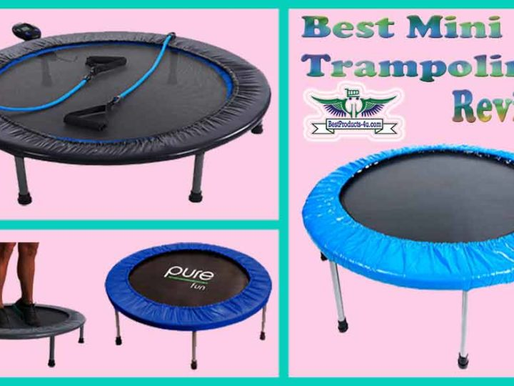 10 Best Mini Trampolines Review 2020