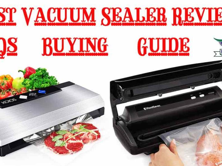 15 Best Vacuum Sealer Reviews | FAQs | Buying Guide of 2020