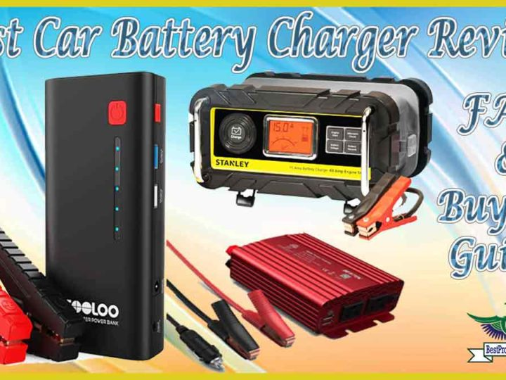 Best Car Battery Charger Review of 2020 | 10 Best Battery Charger