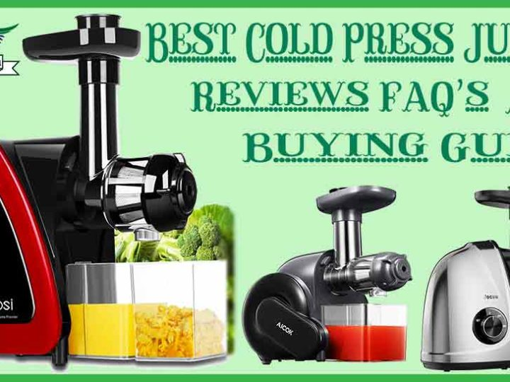 15 Best Cold Press Juicer | Masticating Juicer Reviews FAQ's & Buying Guide of 2020