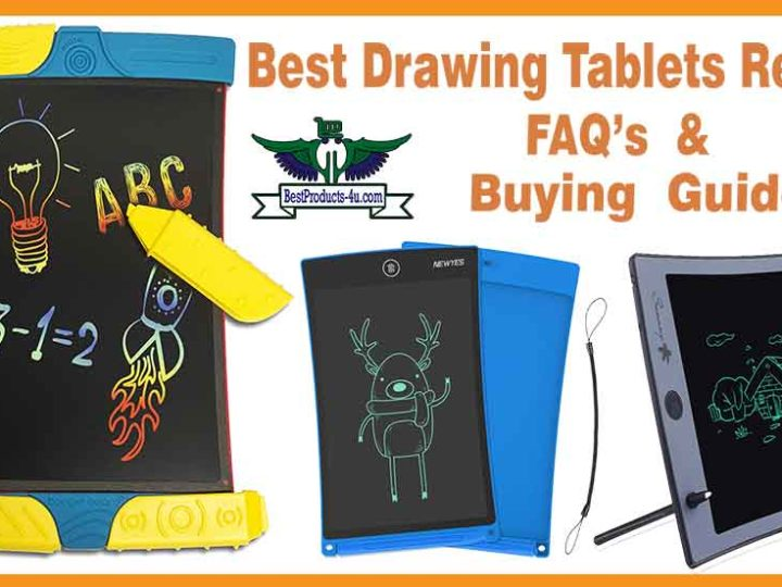 Best Drawing Tablet Reviews of 2020 | Top 10 Drawing Tablet with Screen