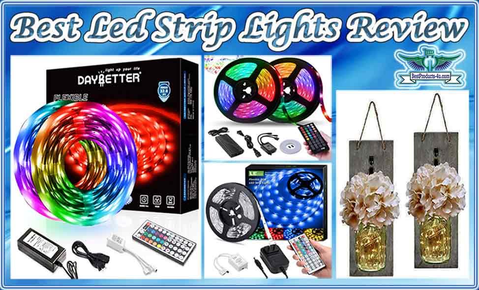 Best Led Strip Lights Review