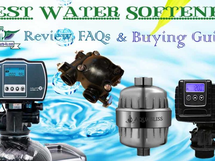 15 Best Water Softener Reviews | FAQ's | Buying Guide of 2020