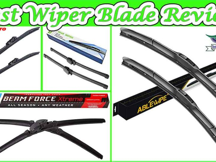 7 Best Wiper Blades Review | Best Windshield Wiper Blades of 2020
