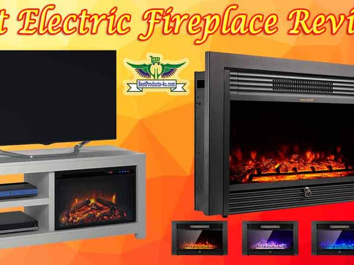 15 Best Electric Fireplace Reviews